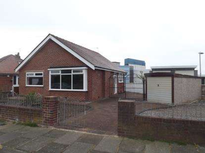 2 Bedrooms Bungalow for sale in Clifton Avenue, Marton, Blackpool, Lancashire, FY4