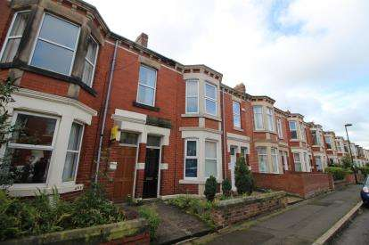 3 Bedrooms Flat for sale in Trewhitt Road, Heaton, Newcastle Upon Tyne, Tyne and Wear, NE6