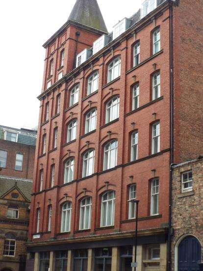 1 Bedroom Flat for sale in Waterloo House, Thornton Street, Newcastle upon Tyne, Tyne and Wear, NE1