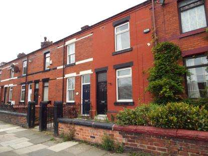 2 Bedrooms Terraced House for sale in City Road, St. Helens, Merseyside, WA10