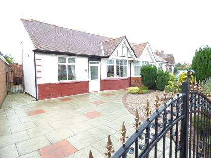 2 Bedrooms Bungalow for sale in Cleveleys Road, Southport, Merseyside, PR9
