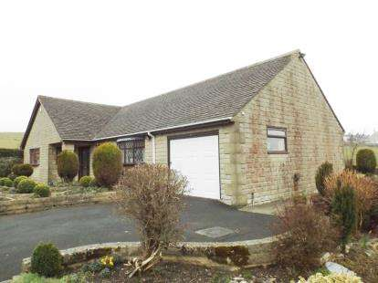 2 Bedrooms Bungalow for sale in New Street, Peak Dale, Buxton, Derbyshire
