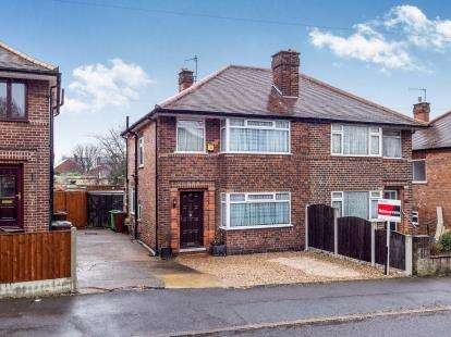 3 Bedrooms Semi Detached House for sale in Tewkesbury Drive, Basford, Nottingham, Nottinghamshire