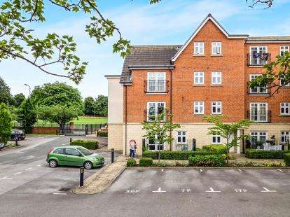 2 Bedrooms Flat for sale in Woodthorpe Mews, Woodthorpe Drive, Nottingham, Nottinghamshire