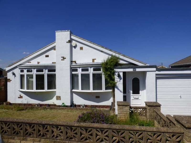 3 Bedrooms Detached Bungalow for sale in Sandmoor Road, New Marske