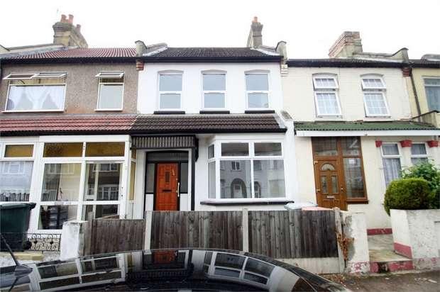 3 Bedrooms Terraced House for rent in Landseer Avenue, Manor Park, London