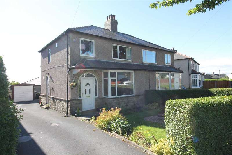3 Bedrooms Semi Detached House for sale in Golf Crescent, Norton Tower, Halifax