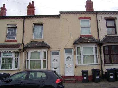2 Bedrooms Terraced House for sale in George Arthur Road, Alum Rock, Birmingham