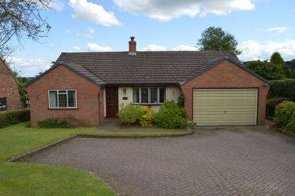 2 Bedrooms Bungalow for sale in Lower Way, Upper Longdon, Near Lichfield, Staffordshire