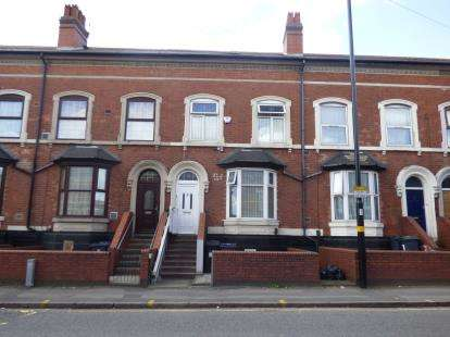 House for sale in Warwick Road, Sparkhill, Birmingham, West Midlands
