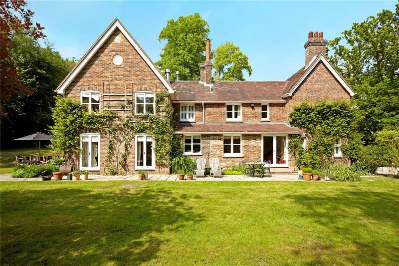 7 Bedrooms Detached House for sale in Pook Reed Lane, Heathfield, East Sussex, TN21