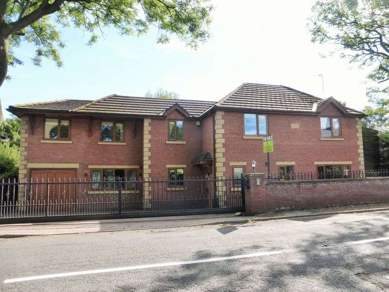 4 Bedrooms Detached House for sale in Gill Lane, Walmer Bridge, Preston