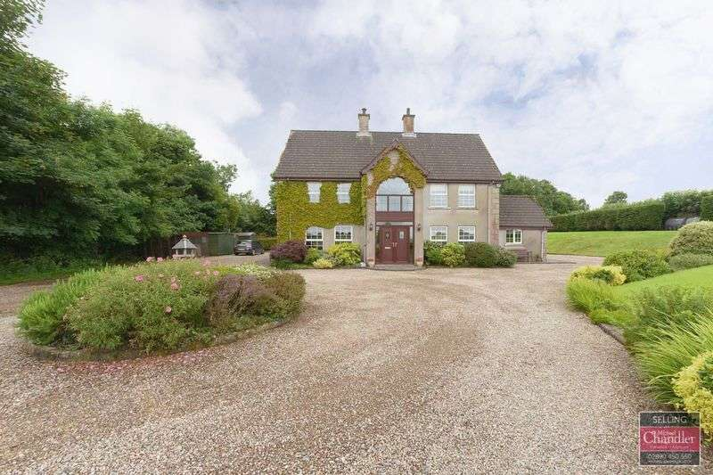 5 Bedrooms Detached House for sale in 21 Moneyreagh Road, Castlereagh, BT23 6BJ