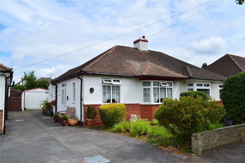 2 Bedrooms Semi Detached Bungalow for sale in Inwood Avenue, Coulsdon