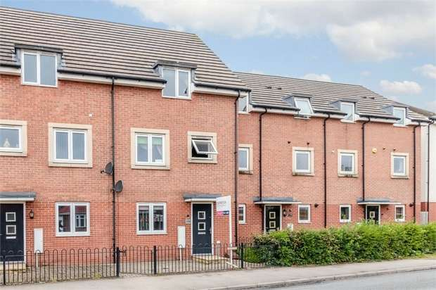 3 Bedrooms Terraced House for sale in Humberstone Lane, Leicester