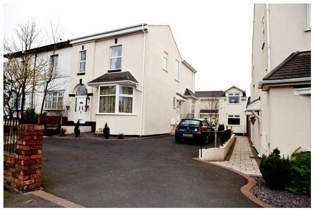 2 Bedrooms Flat for sale in Eden Court, Manchester Road, Southport, Merseyside