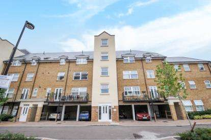 2 Bedrooms Flat for sale in Brunel House, 5 Wells View Drive, Bromley