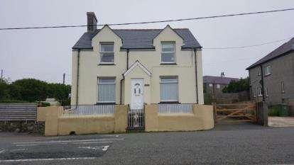 3 Bedrooms Detached House for sale in Bro Arfon, Upper Llandwrog, Caernarfon, Gwynedd, LL54