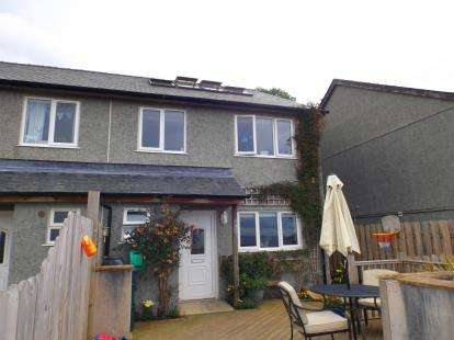4 Bedrooms Semi Detached House for sale in The Old Laundry, Graiglwyd Road, Penmaenmawr, Conwy, LL34