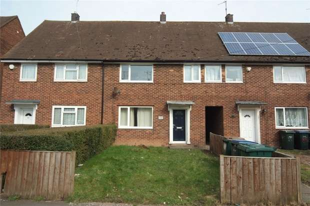 4 Bedrooms Terraced House for sale in Gerard Avenue, Canley, Coventry