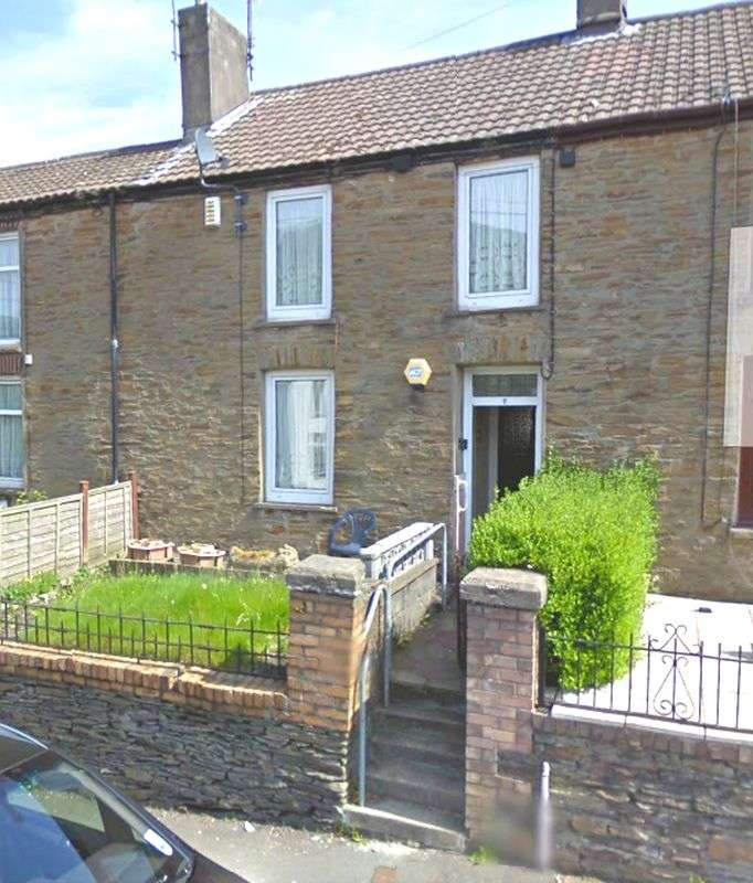 3 Bedrooms Terraced House for sale in Arthur Street, Tonypandy