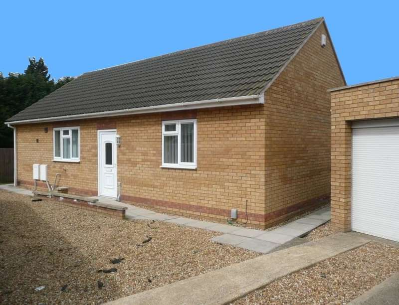 2 Bedrooms Detached Bungalow for sale in St. Pauls Road, Peterborough, PE1