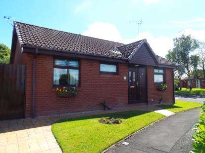 2 Bedrooms Bungalow for sale in Breeze Mount, Lostock Hall, Preston
