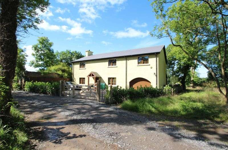 4 Bedrooms Detached House for sale in 'Stoneleigh' 7A Chapel Road, Upper Ballinderry