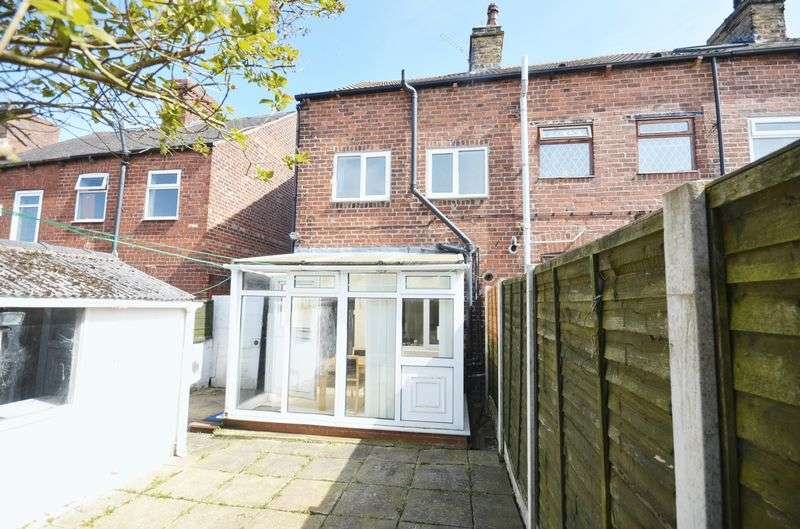 3 Bedrooms Terraced House for sale in Castle Street, Barnsley, S70