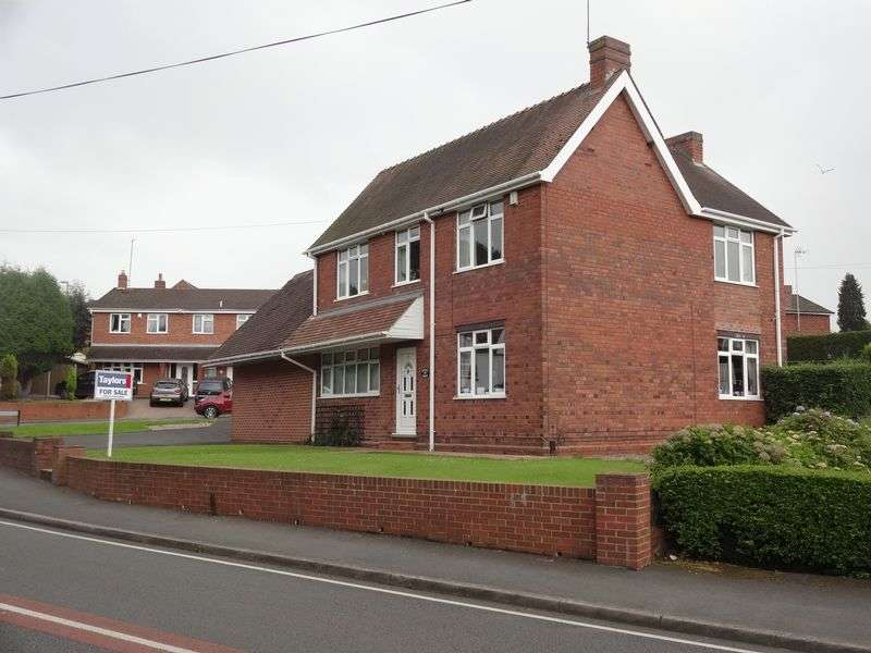 4 Bedrooms Detached House for sale in Straits Road, Lower Gornal