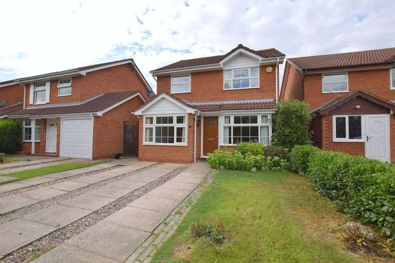 3 Bedrooms Detached House for sale in Diane Walk, Aylesbury
