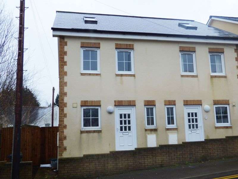 3 Bedrooms Semi Detached House for sale in Bailey Street, Brynmawr, Ebbw Vale, NP23 4AH