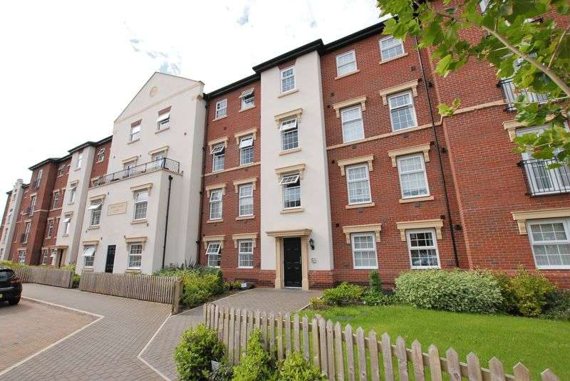 2 Bedrooms Flat for sale in St. Georges Parkway, Stafford