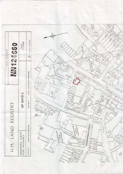 Land Commercial for sale in Board Street, Irthlingborough