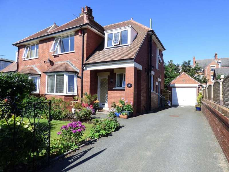 3 Bedrooms Semi Detached House for sale in Pembroke Road, Ansdell
