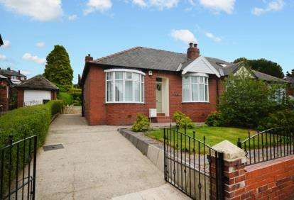 2 Bedrooms Bungalow for sale in Hereward Road, Sheffield, South Yorkshire
