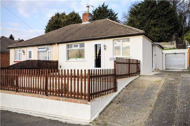 2 Bedrooms Detached House for sale in Barnfield Road, Orpington, Kent, BR5 3LT