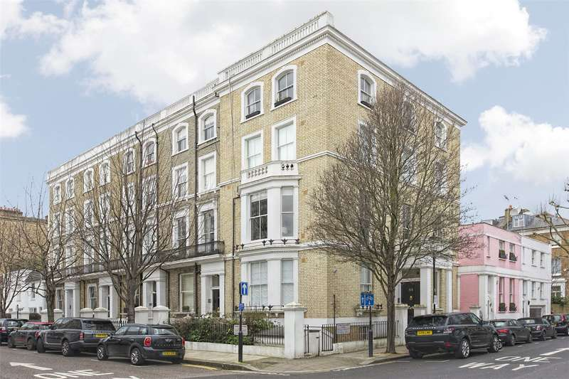 2 Bedrooms Flat for sale in Cathcart Road, Chelsea, London, SW10
