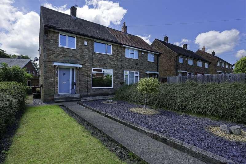 3 Bedrooms Semi Detached House for sale in Landseer Drive, Leeds, West Yorkshire, LS13