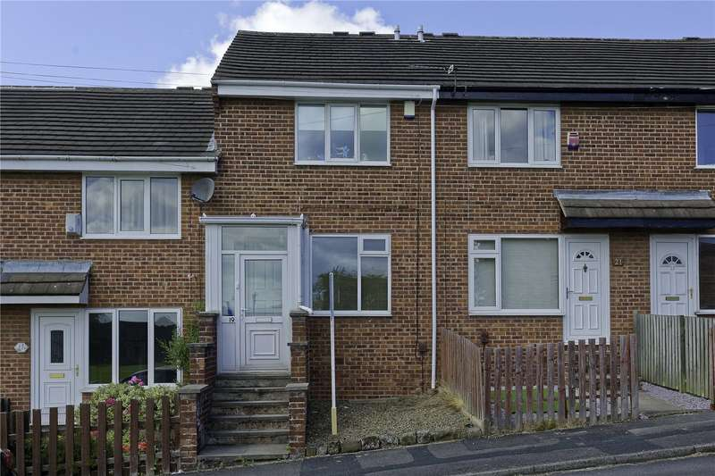 2 Bedrooms Terraced House for sale in Bath Road, Bramley, Leeds, West Yorkshire, LS13