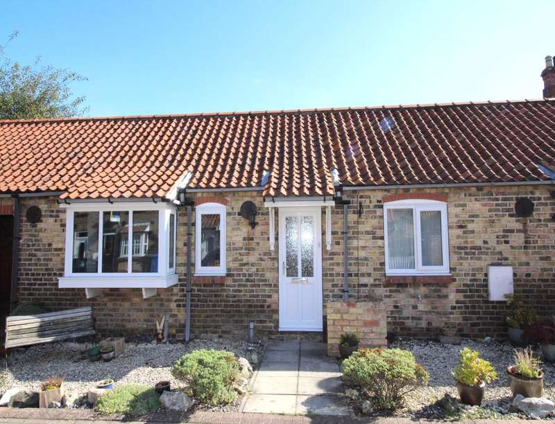 1 Bedroom Detached Bungalow for sale in Milestone Court, North Cave, Brough, HU15