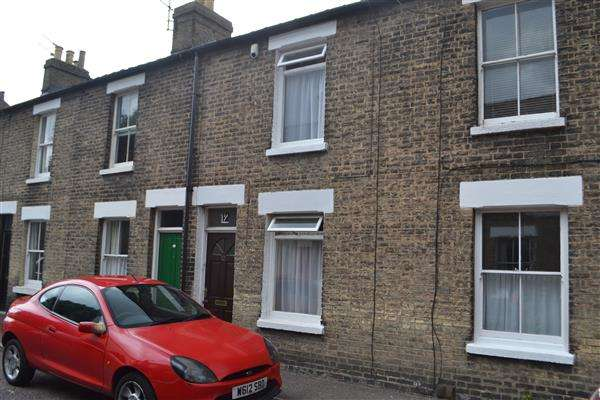 2 Bedrooms Terraced House for sale in Thoday Street, Cambridge