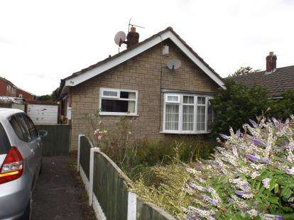 3 Bedrooms Bungalow for sale in Rayden Crescent, Westhoughton, Bolton, Greater Manchester, BL5