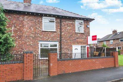 3 Bedrooms Semi Detached House for sale in Birdhall Road, Cheadle Hulme, Cheadle, Greater Manchester