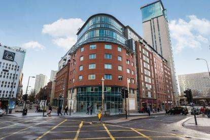 2 Bedrooms Flat for sale in Sirius Building, 90 Navigation Street, Birmingham, West Midlands