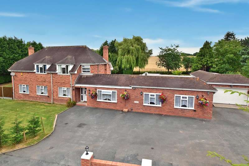 4 Bedrooms Property for sale in The Forest, Droitwich Spa