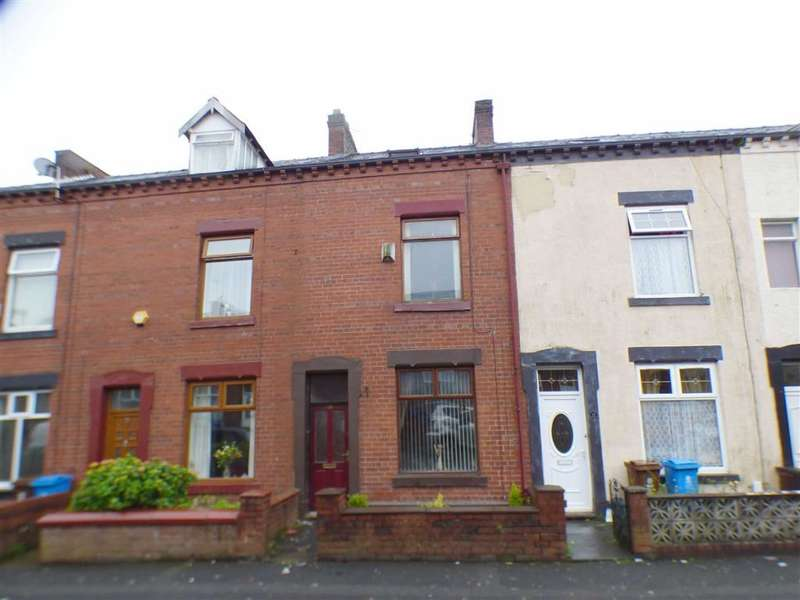 2 Bedrooms Property for sale in Ronald Street, Clarksfield, Oldham, OL4