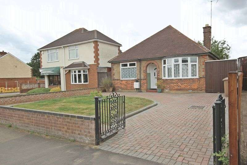 3 Bedrooms Detached Bungalow for sale in Stopsley Village
