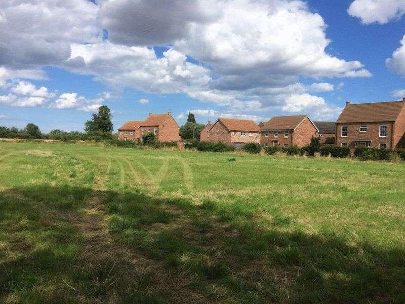 Property for sale in Development Land, Off Bishop Tozer Close, Burgh Le Marsh
