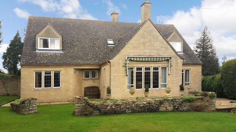 5 Bedrooms Detached House for sale in Main Road, Long Hanborough